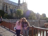 Catedral de Notre-Dame com a Isa