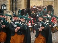 Troca da guarda no Castelo de Windsor