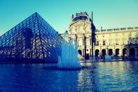 Museu do Louvre | Minha foto (2015)