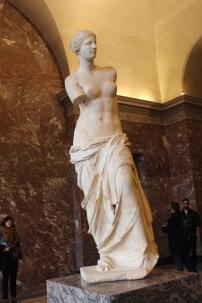 Afrodite, conhecida como Vênus de Milo | Minha foto (2015)