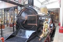 Windsor - parte do trem que transportava a rainha Victoria pra Londres