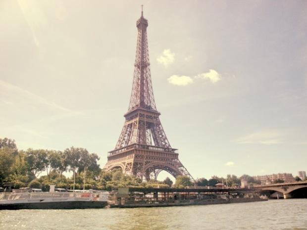La Tour Eiffel | Foto: Gabriela (2009)