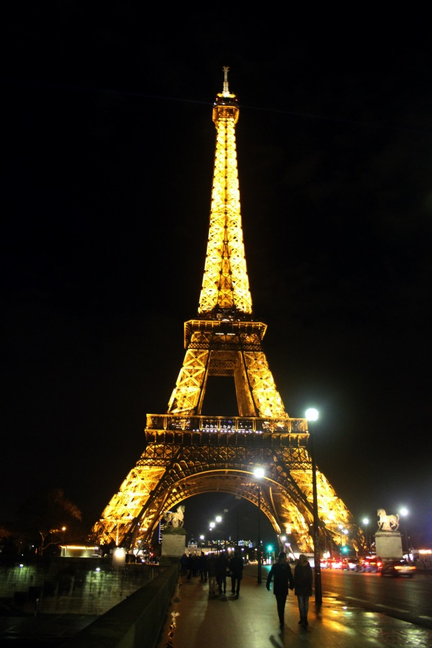 La Tour Eiffel | Minha foto (2015)