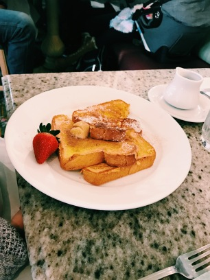 French Toast (Grand Floridian Cafe)