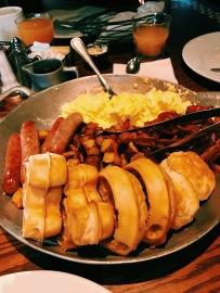 Birthday breakfast @ Ohana
