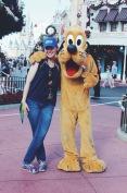 Pluto @ Magic Kingdom