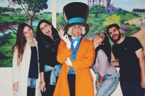 Mad Hatter @ 1900 Park Fare