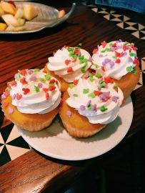Birthday Cupcakes @ Ohana
