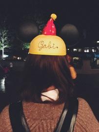 Birthday hat!