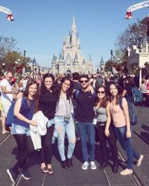Señoritas @ Magic Kingdom