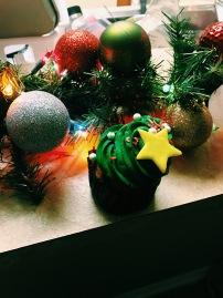 Birthday cupcake! (Jess ♥ )