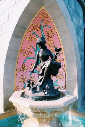 @ Magic Kingdom